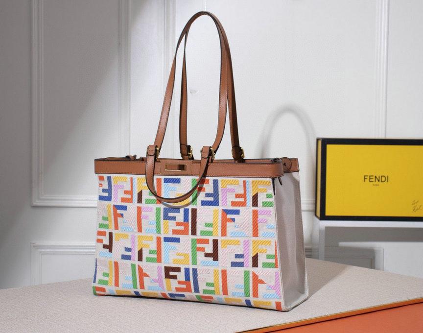 Wholesale Cheap fend i peekaboo x-tote bag for Women