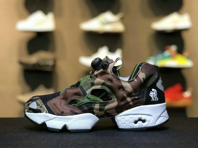 Aape X Reebok Insta Pump Fury V53879 Sneakers-021