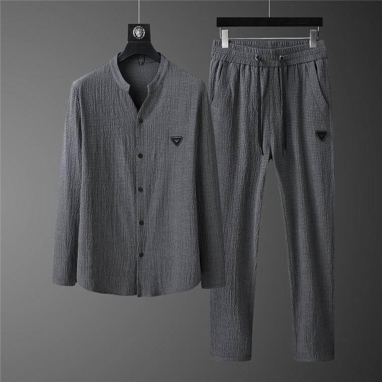 Wholesale Cheap Armani Long Sleeve Tracksuit for sale