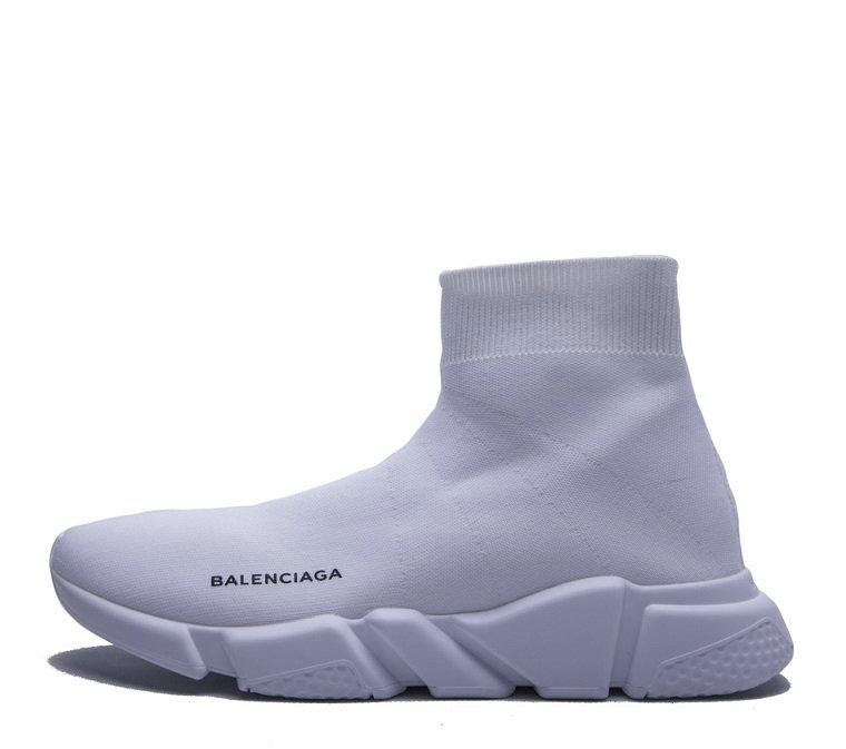 Wholesale Cheap Balenciaga Stretch Mesh High Top Sneaker Sale-020