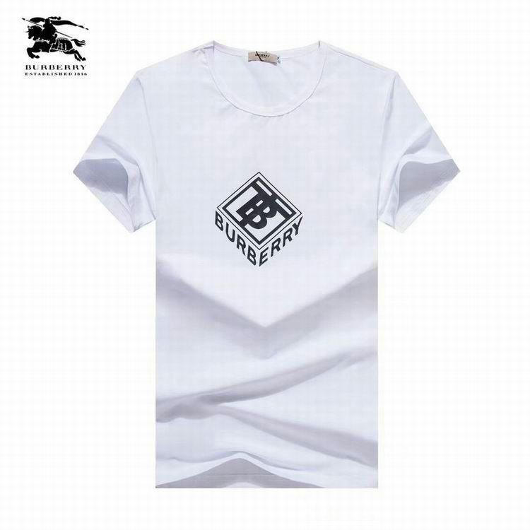 Wholesale Cheap Burberr y Mens Short Sleeve T Shirts For Sale