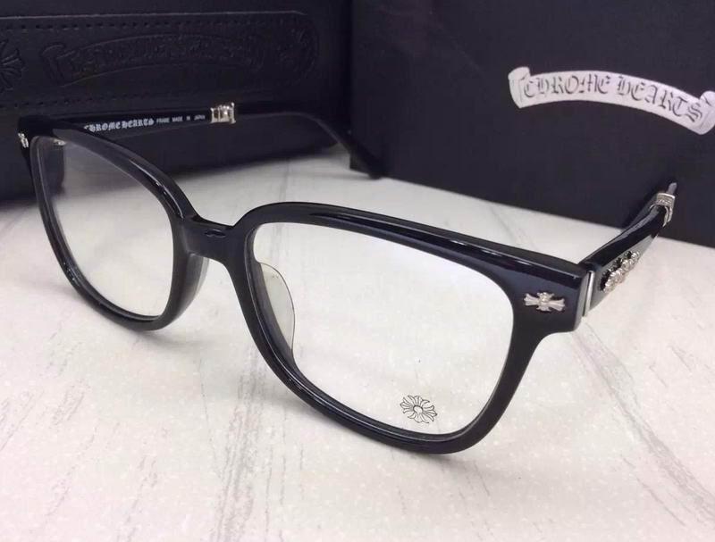 Wholesale Fashion Chrome Hearts Eyeglass Frames