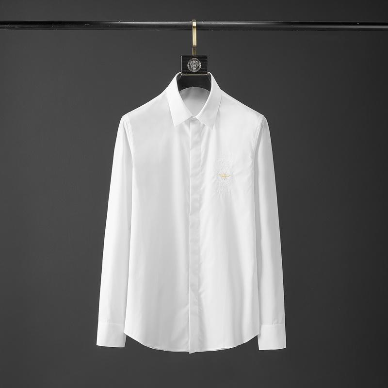Wholesale Cheap Dio r Men's Long Sleeve Shirts for sale