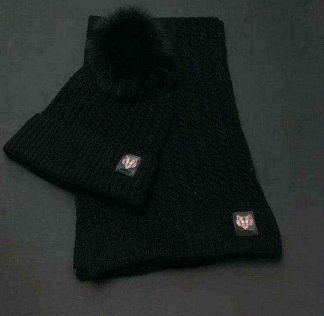 Wholesale Fashion GUCCI Women Hat Set-005