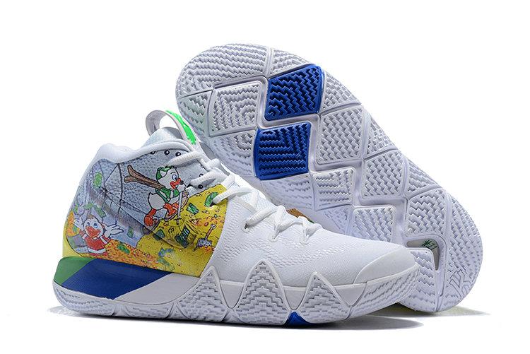 Nike Kyrie 4 Mens Basketball Shoes