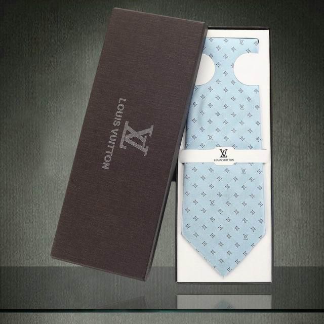 Wholesale Louis Vuitton Replica Ties-034