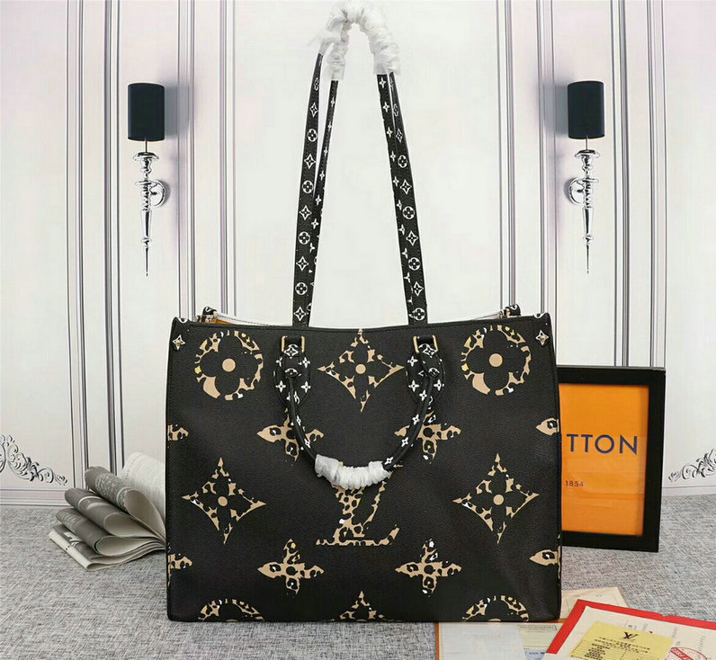 Wholesale LOUIS VUITTON Onthego Monogram Canvas Handbags for sale