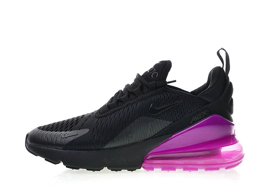 Nike Air Max 270 Black/Purple AH6789-016