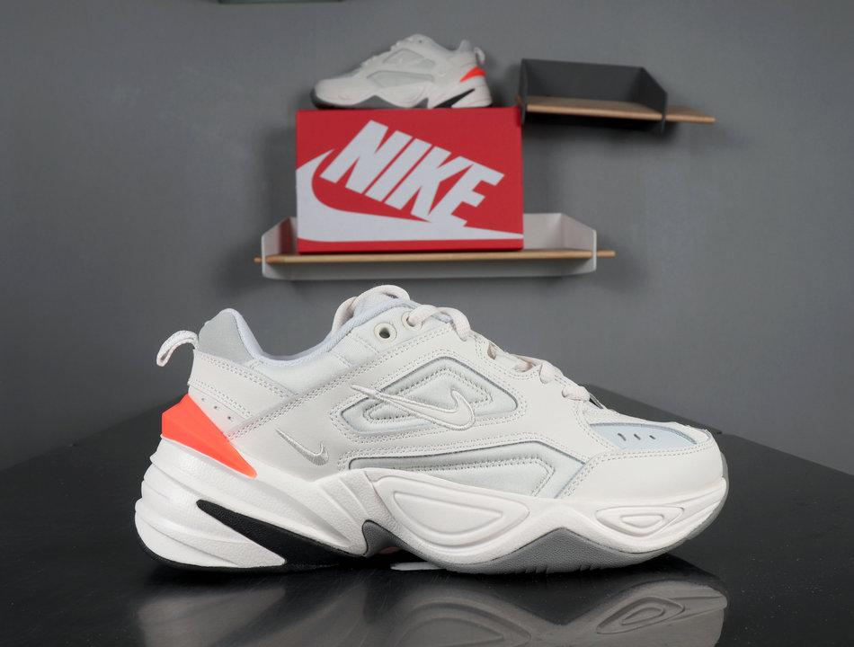 Nike M2K Tekno White Orange Black AO3108-001