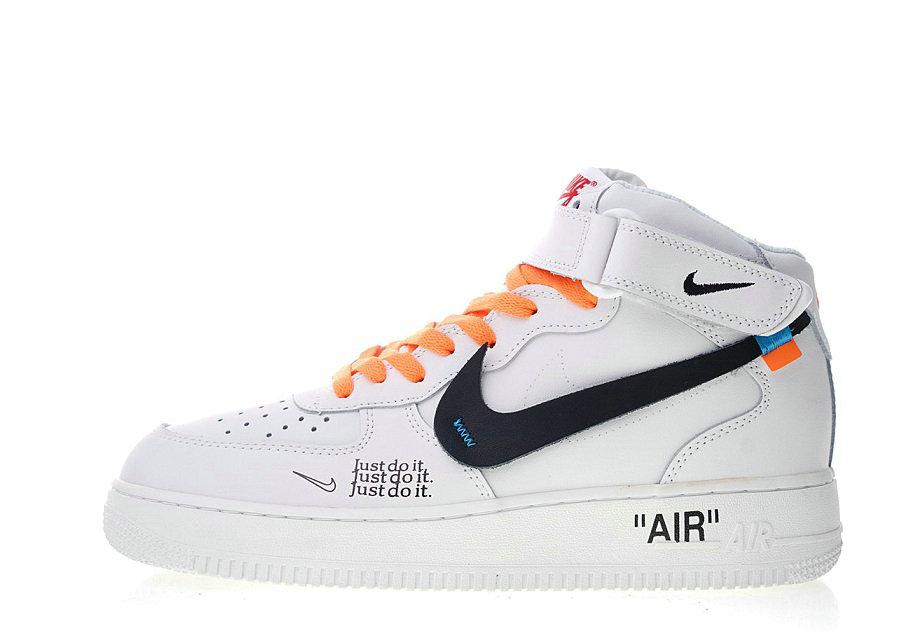Force Do High Whiteblack Ar7719 Nike Air It X White Off 100 1 Just mnyN8O0wv
