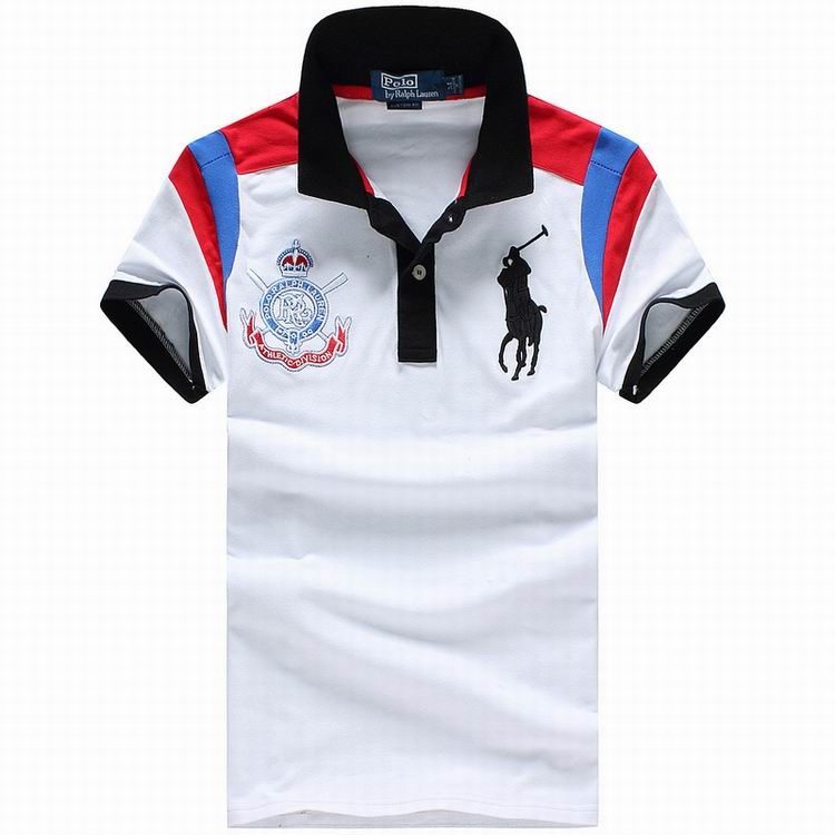 Wholesale Cheap POLO Short Sleeve Lapel T Shirts for men