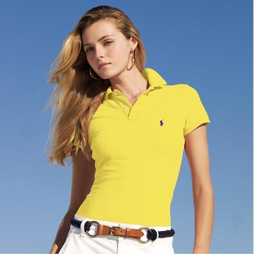 Wholesale Womens Fashion Short Sleeve Lapel T-Shirts for Sale