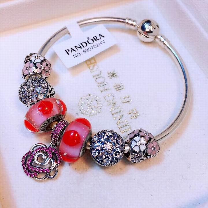 Wholesale Cheap PANDORA Womens Fashion Bracelets for Sale