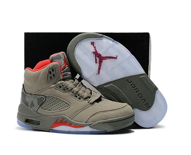Wholesale Air Jordan V (5) Kids Shoes-001