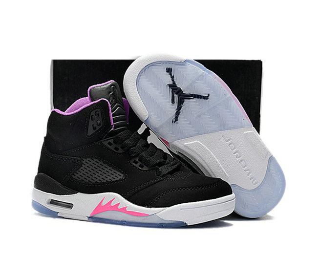 Wholesale Air Jordan V (5) Kids Shoes-002