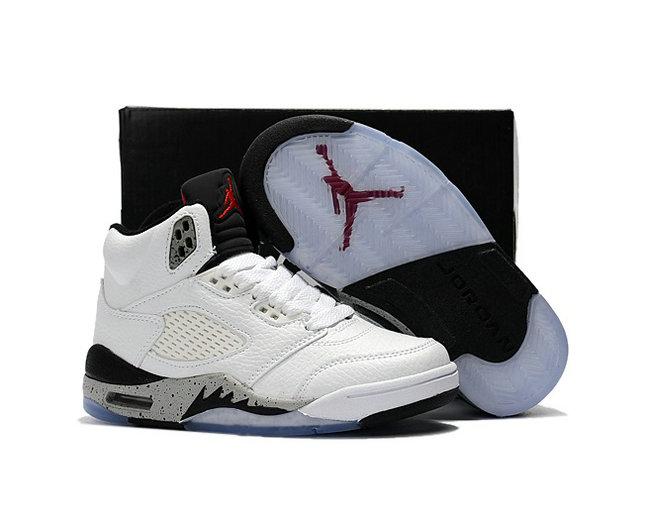Wholesale Air Jordan V (5) Kids Shoes-004