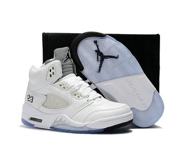 Wholesale Air Jordan V (5) Kids Shoes-005