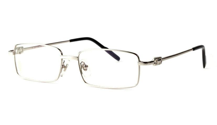 Wholesale Replica Cartier Full Rim Metal Eyeglasses Frame for Sale-009