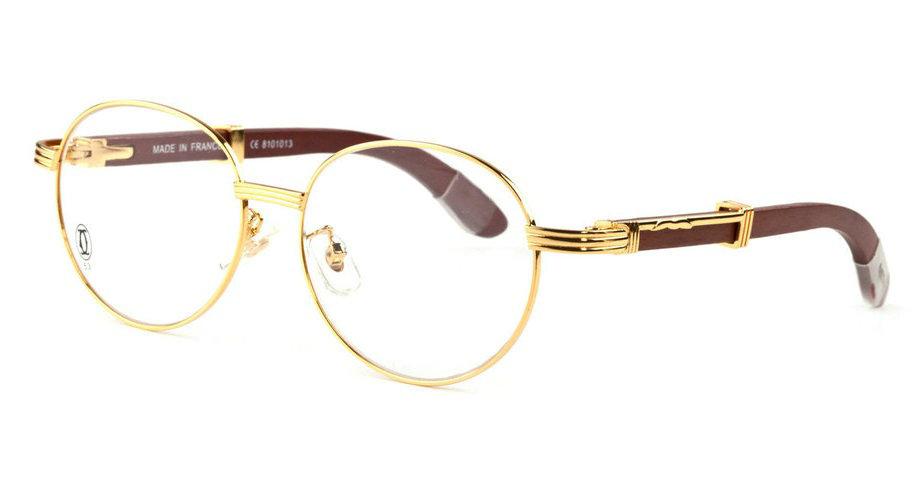 Wholesale Cheap Cartier Replica Eyeglass Frames for Sale-197