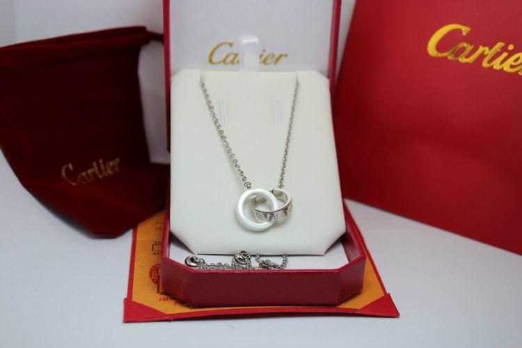Wholesale Cheap Cartier Replica Necklace-061