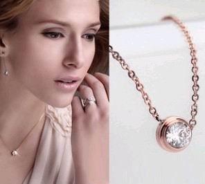 Wholesale Cheap Cartier Replica Necklace-063