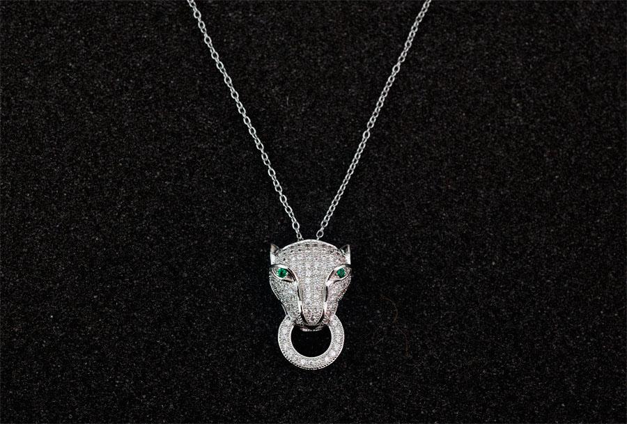 Wholesale Cheap Cartier Replica Necklace-065