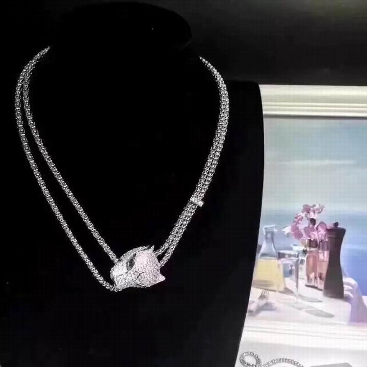 Wholesale Cheap Cartier Replica Necklace-069