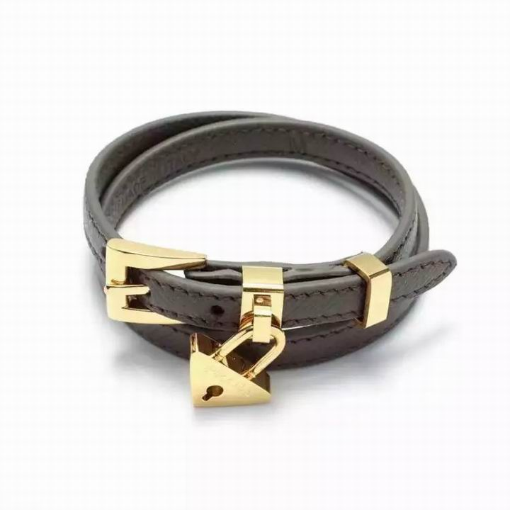 Wholesale Prada Leather Bracelet-005