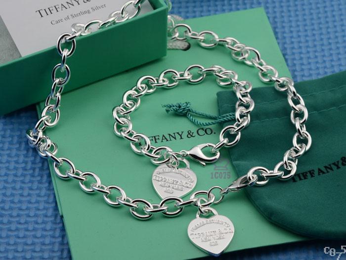 Wholesale Fashion Replica Tiffany & Co Jewelry sets for Women-282