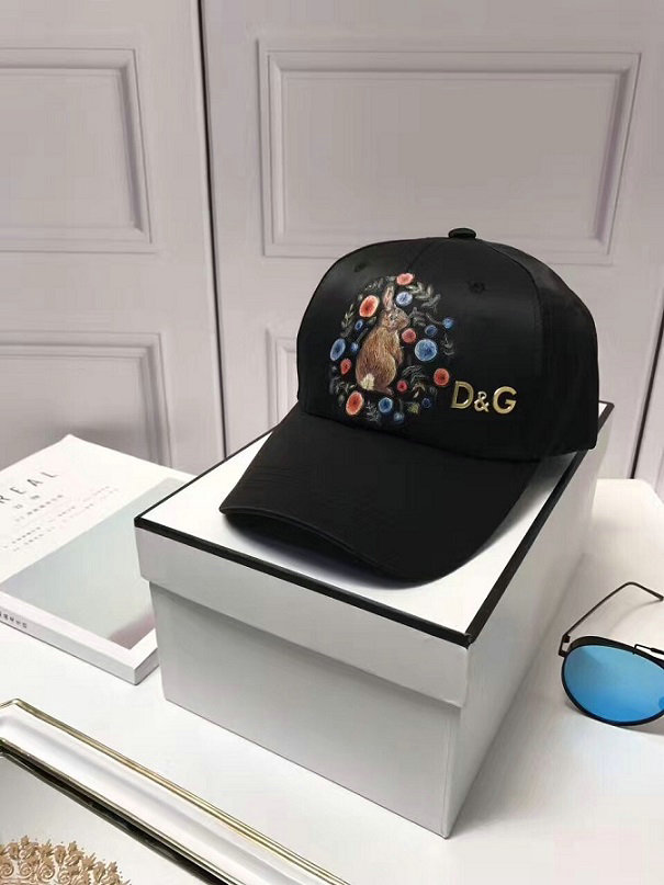 Wholesale Cheap Fashion Dolce Gabbana Replica Caps AAA-017