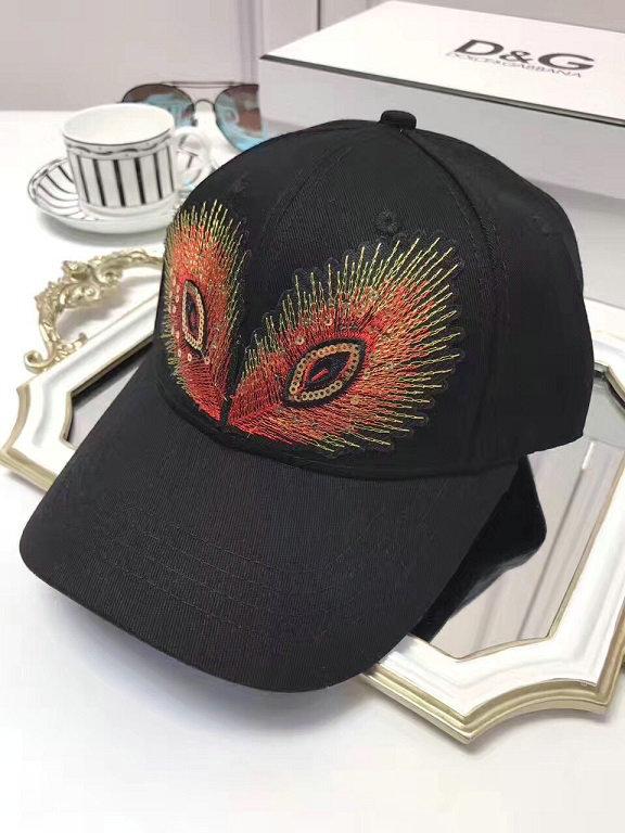 Wholesale Cheap Fashion Dolce Gabbana Replica Caps AAA-022