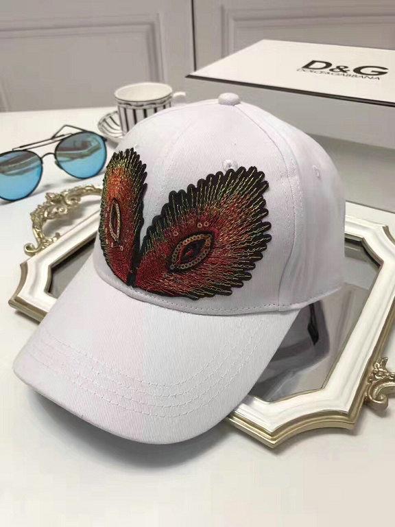 Wholesale Cheap Fashion Dolce Gabbana Replica Caps AAA-024