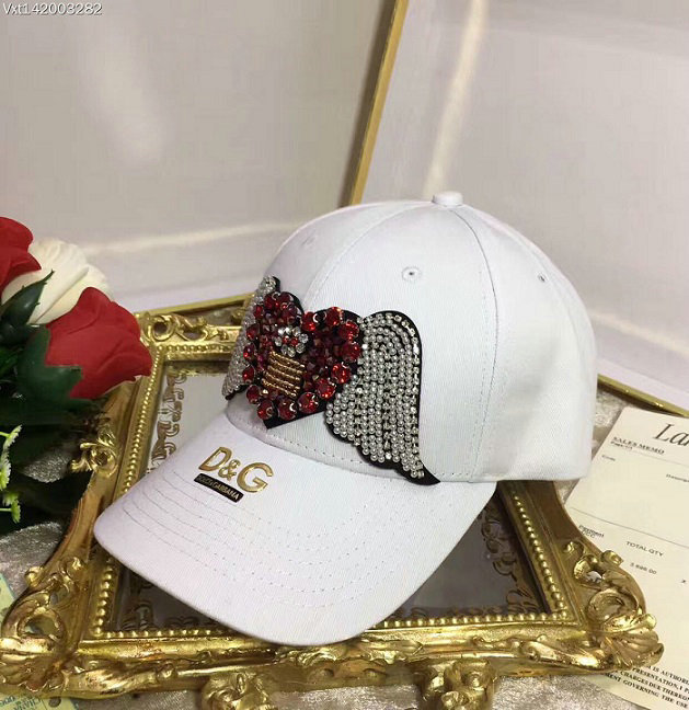 Wholesale Cheap Fashion Dolce Gabbana Replica Caps AAA-027