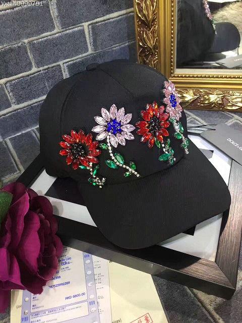 Wholesale Cheap Fashion Dolce Gabbana Replica Caps AAA-037