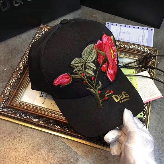 Wholesale Cheap Fashion Dolce Gabbana Replica Caps AAA-038