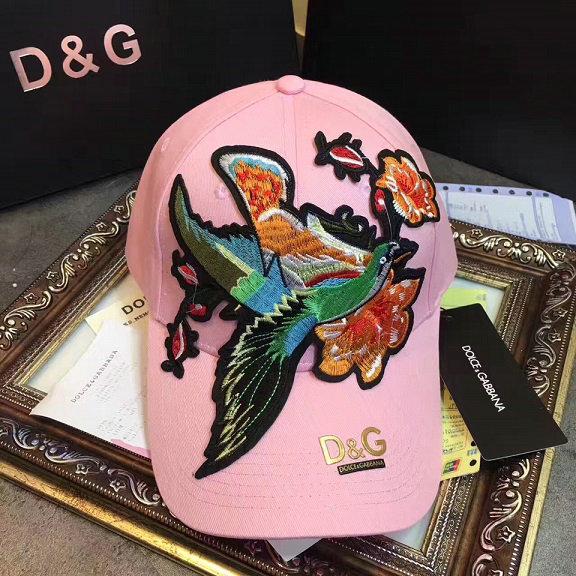 Wholesale Cheap Fashion Dolce Gabbana Replica Caps AAA-041