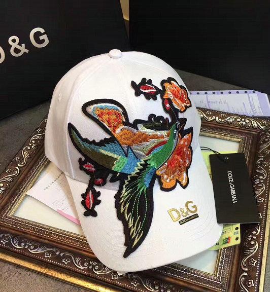 Wholesale Cheap Fashion Dolce Gabbana Replica Caps AAA-042