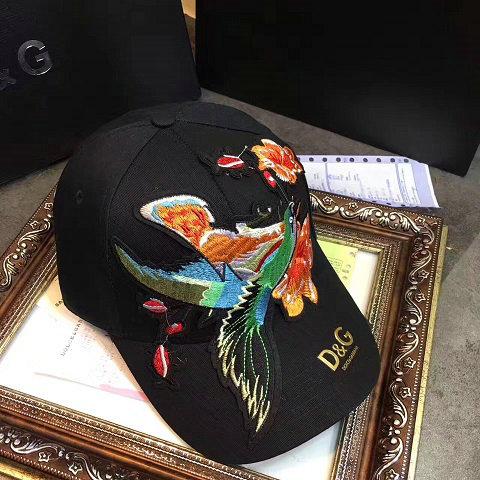 Wholesale Cheap Fashion Dolce Gabbana Replica Caps AAA-045