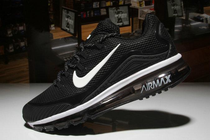 Wholesale Nike Air Max 2018 Elite Kpu Mens Shoes-004