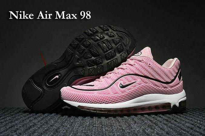 Wholesale Women's Nike Air Max 98 Shoes-001
