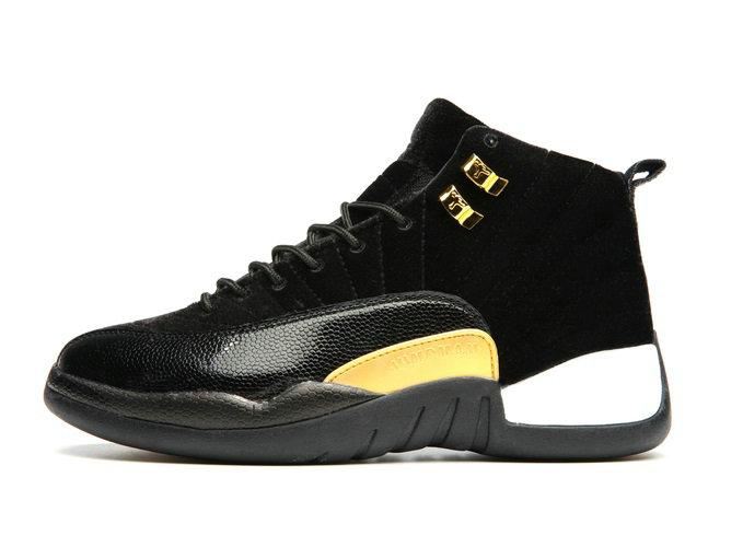 Wholesale Nike Mens Air Jordan XII 12 Retro Basketball Shoe-026