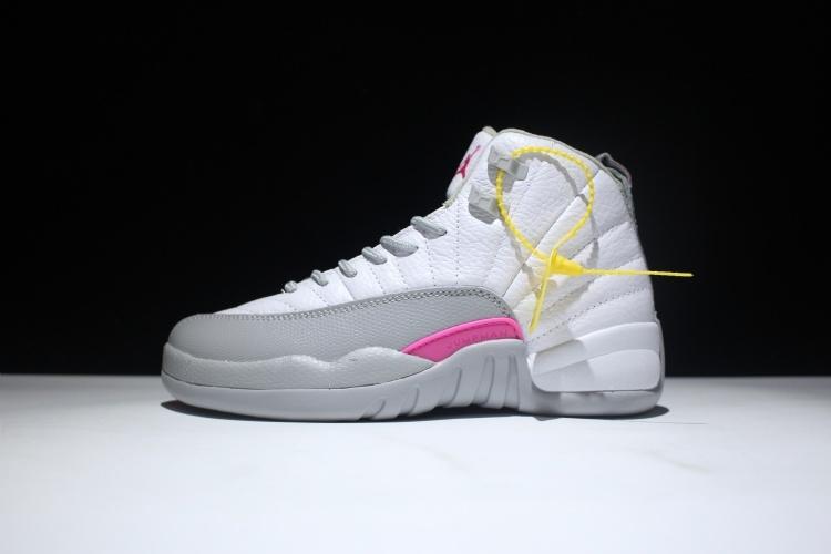 Wholesale Air Jordan 12 Retro Womens Shoes-004
