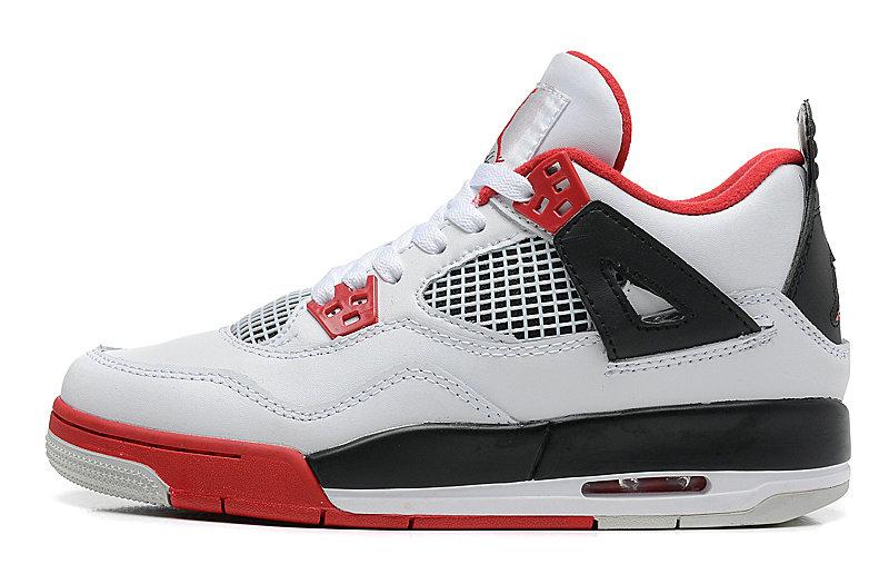 Wholesale Jordan Retro 4 Men's Basketball Shoes-013