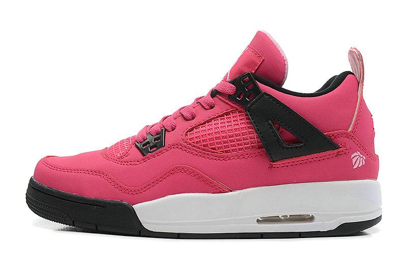 Wholesale Jordan Retro 4 Men's Basketball Shoes-017