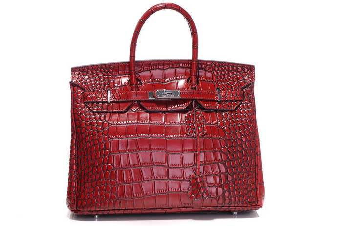 Wholesale Hermes Birkin 35cm Bags Replica Cheap-105