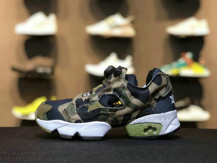 Reebok Insta Pump Fury x BAPE x MITA V61765 Sneakers-028