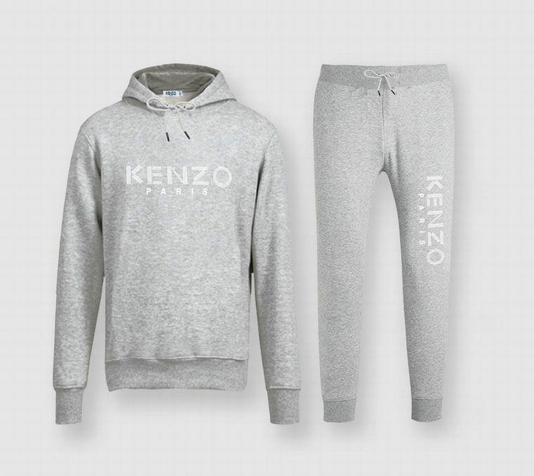 Wholesale Cheap Kenzo Mens Tracksuit for sale