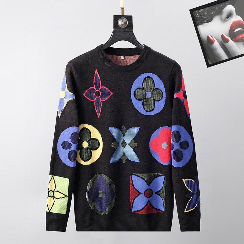 Wholesale Cheap Lv Men's Sweaters for sale