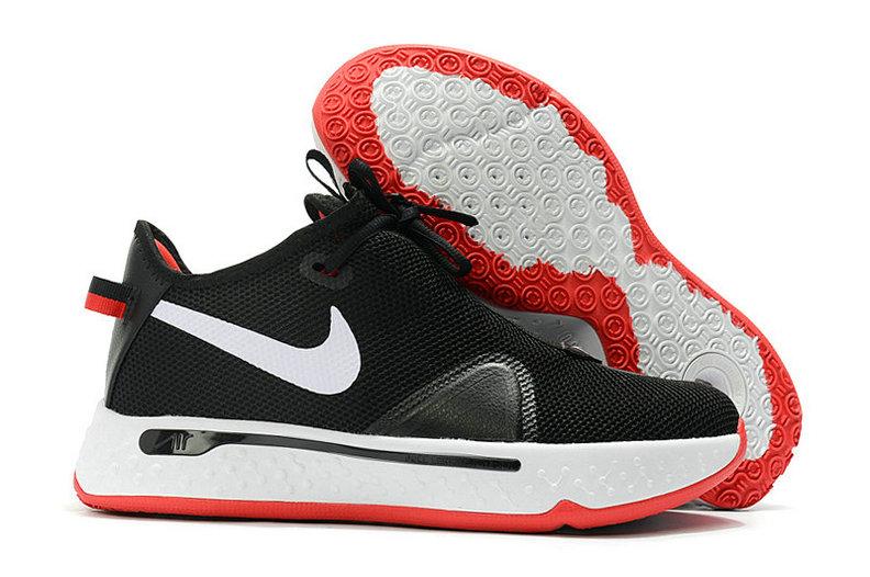 Wholesale Cheap Nike Mens Paul George 4 Shoes for sale