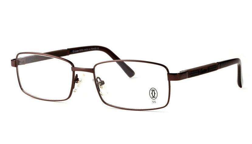 Wholesale Cheap Cartier Metal Memory Plastic Glasses Frames For Sale-027